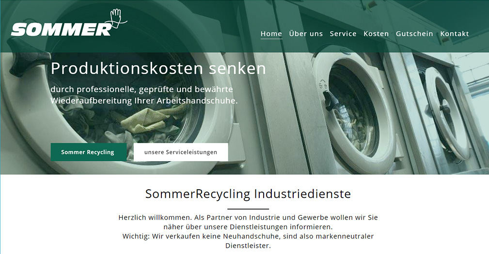 sommer soflex recycling